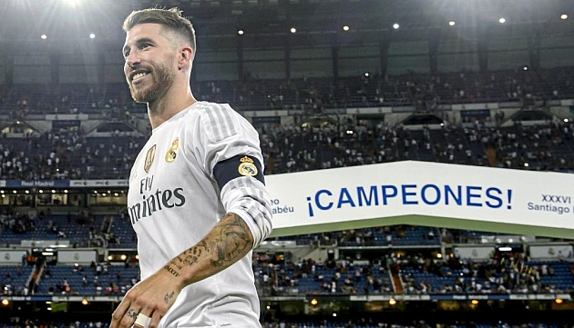 Sergio Ramos, Real's 'Captain Fantastic'