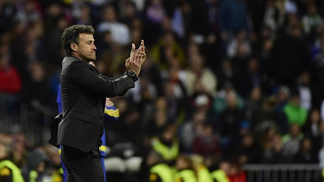 Luis Enrique: This game will go down in history