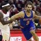 El mejor Calderón lanza al 'novato sevillano' y a los resucitados Knicks