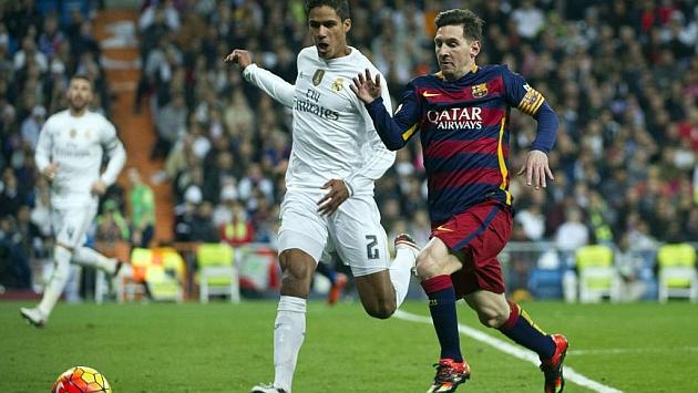Messi is back for Barça