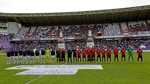 Partido Valladolid - Osasuna