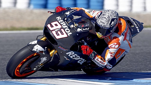 Márquez: New engine not on par with previous model