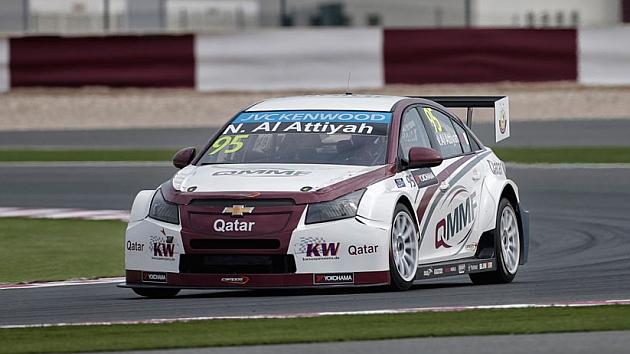 Nasser Al-Attiyah no descarta competir en el WTCC en el futuro