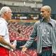 "Beckenbauer: ""Ser�a una pena que Guardiola se fuera del Bayern"""