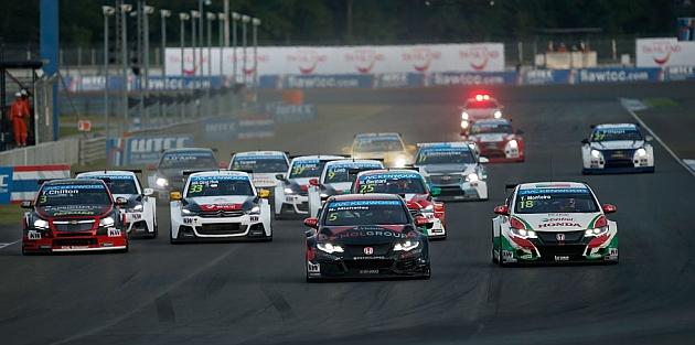 El WTCC cambiará el formato de carreras en 2016