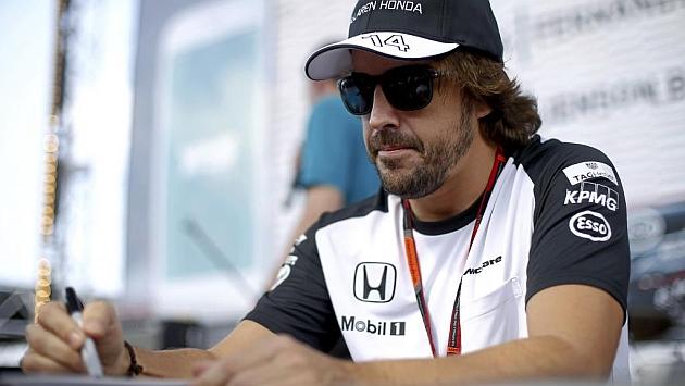 Alonso desmiente a Ron Dennis: La presión es a Honda, para que haga un buen trabajo