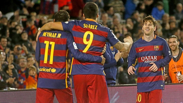 Neymar: All three of us deserve to be Ballon d'Or finalists