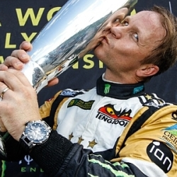 Solberg se lleva el Mundial de Rallycross
