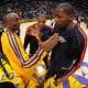 """Kevin Durant: """"Hab�is tratado a una leyenda como Kobe como si fuera una mierda"""""""
