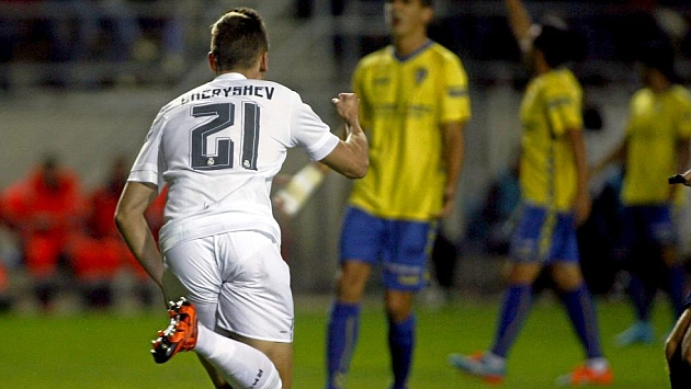 El Real Madrid puede quedar eliminado tras la alineación indebida de Cheryshev