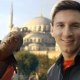 """Kobe Bryant se arranca en espa�ol para agradecer a Messi su apoyo: """"'�Fuerza Bar�a!"""""""