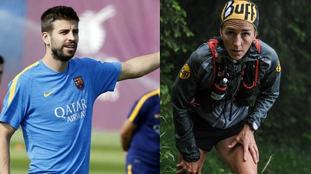 Gerard Piqué y Núria Picas, mejores deportistas catalanes
