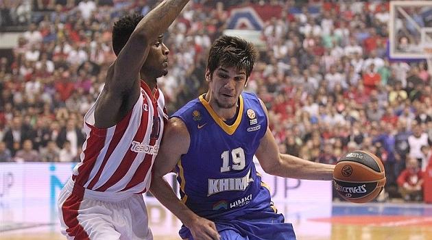 El Khimki mina el camino del Madrid hacia el Top 16