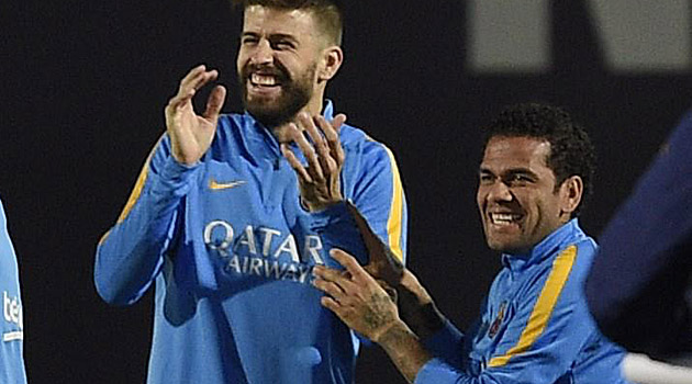 Dani Alves: Real Madrid should be kicked out