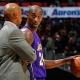 A Kobe se le escapó que se retiraba... ¡en pleno partido!
