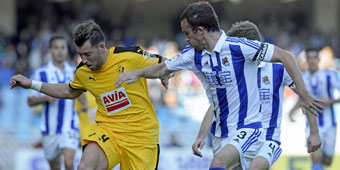 Real Sociedad vs Eibar en directo