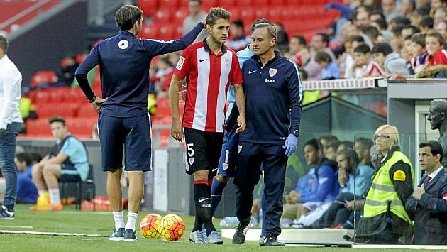El Bilbao Athletic solo ha conseguido una victoria en las diez últimas jornadas.