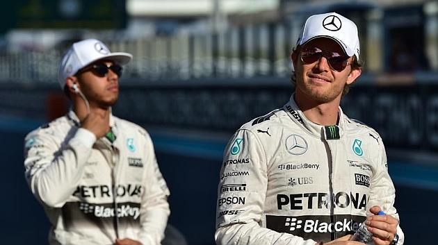 Mercedes head drops another Hamilton and Rosberg hint