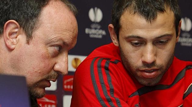 Mascherano: Benítez got me out of a real hole