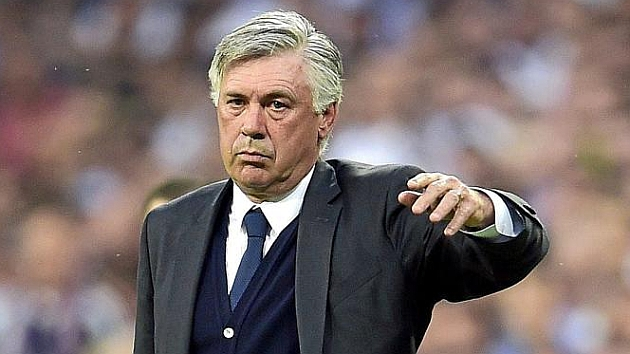 Ancelotti: There's no patience at Real Madrid, from the president right down