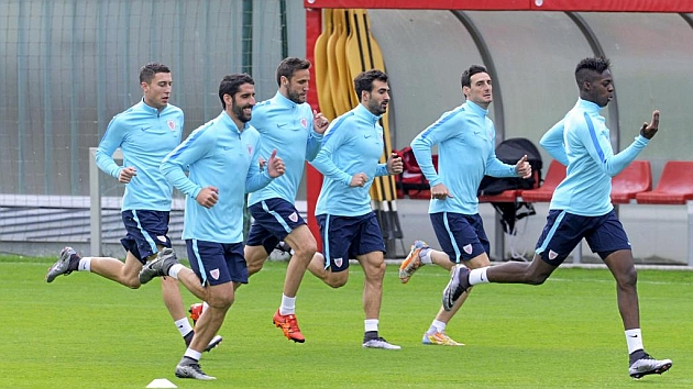 Entrenamiento Athletic
