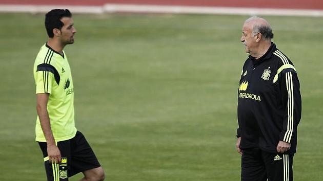 Del Bosque: Busquets dirigirá al equipo español, apostamos por él
