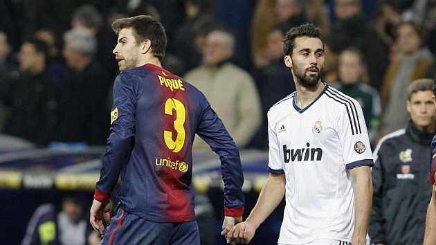 Arbeloa: Piqué seems obsessed with Real Madrid