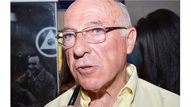 Óscar Espinoza es oficialmente hijo de Juan Manuel Fangio