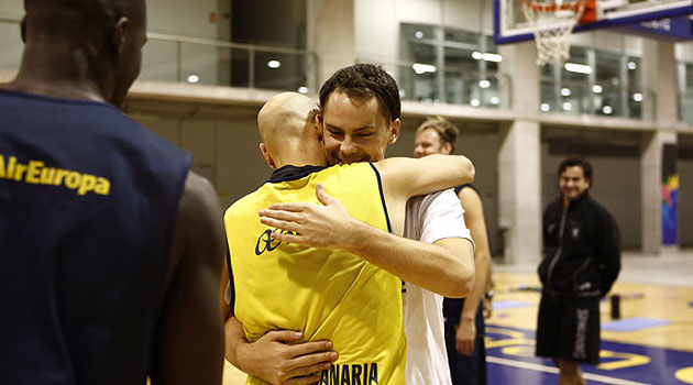 El baloncesto recibe buenas noticias: Kuric ya está en casa