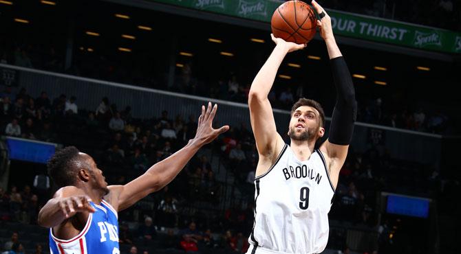 'El Mago' Barganani hunde todavía más a los peores de la NBA