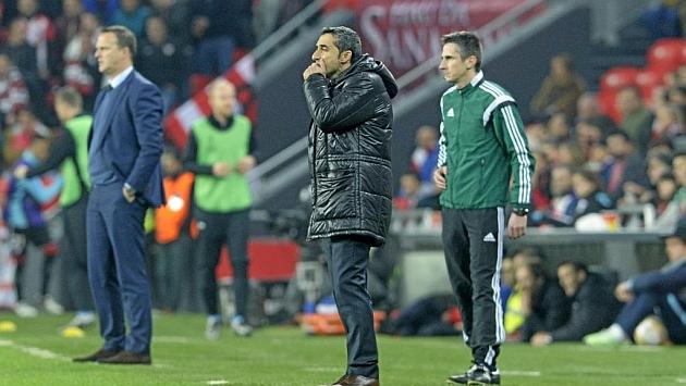 Valverde: No tengo preferencias para el sorteo