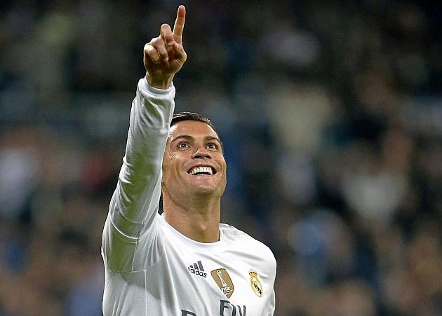 Cristiano Ronaldo celebra un gol ante el Malmoe.