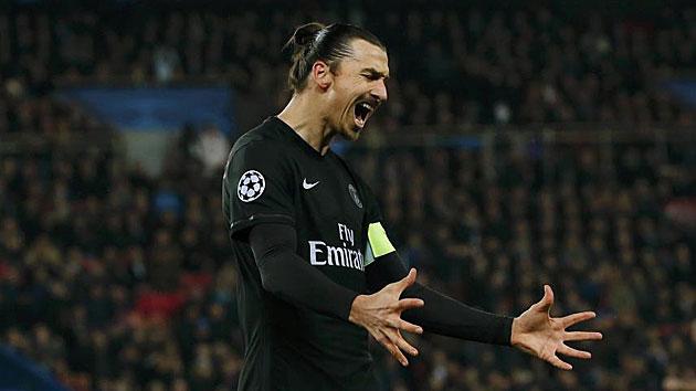 Los cinco mejores del mundo...según Ibrahimovic