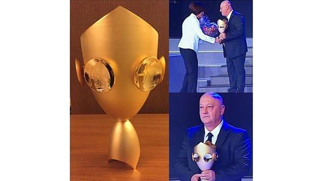 Rakitic named Croatian sportsman of the year