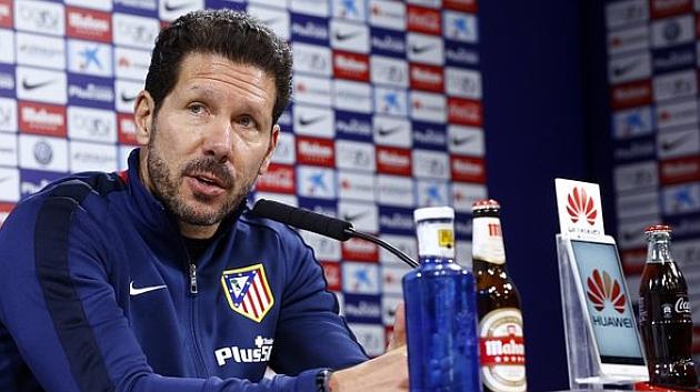 Simeone: Raúl García will get the great reception he deserves