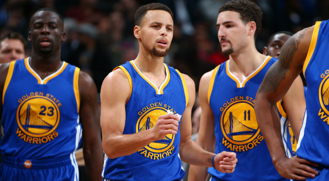 El Top 24 del histórico récord de los Warriors