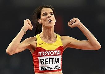 Ruth Beitia: Todos los días sueño con la medalla olímpica