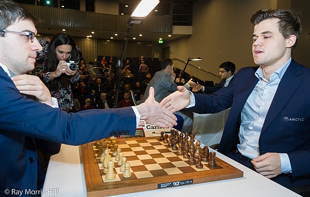 Carlsen, ganador del torneo y del Grand Chess Tour