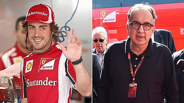 Marchionne: Vettel es más ferrarista en un año que Alonso en cinco