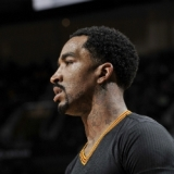 J.R. Smith, el más dolido por la derrota de los Warriors