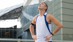 C�mo controlar la respiraci�n correctamente al correr