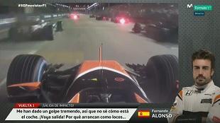As� se vive una carrera de F1 a trav�s de las radios
