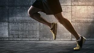C�mo lograr las piernas de un futbolista, corriendo