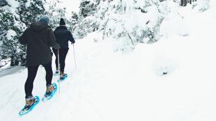 Seis planes en la nieve para alérgicos al esquí