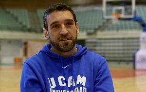 Ibon Navarro, predestinado al baloncesto