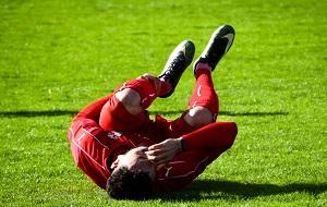 ¿Por qué se lesionan los deportistas profesionales?