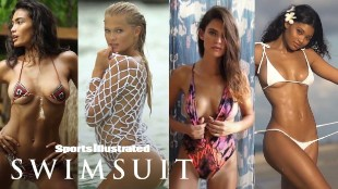Las modelos de la edici�n de Sports Illustrated 2017