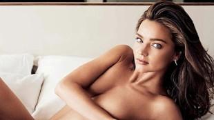 Miranda Kerr, la inocencia m�s sexy de la moda