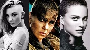 Natalie Dormer, Charlize Theron, Natalie Portman... �Las rapadas m�s sexys!
