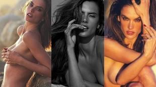 Alessandra Ambrosio, la brasile�a m�s hot del momento